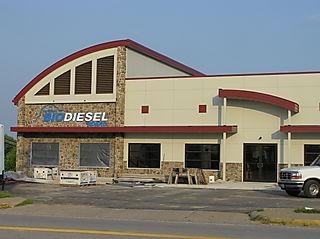Biodiesel Buidling