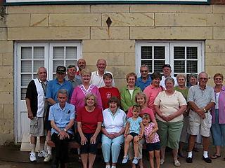 Group Outside