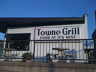 Town Grill AP