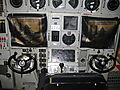Controls in the USS Oklahoma City