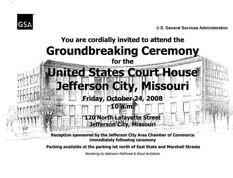 Courthouse Invite