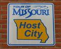 Tour Sign