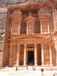 Petra-castle