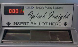 Voter # 1