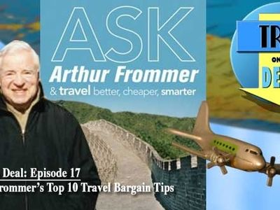 Frommer Ad
