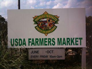 DC Farmers Market