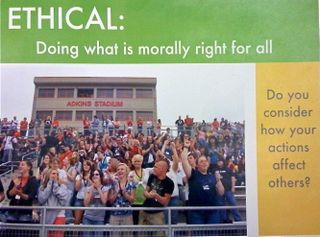 Ethical Poster