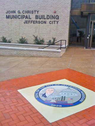City Sidewalk Seal 121 KB
