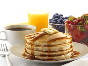 Coffe and Pancakes