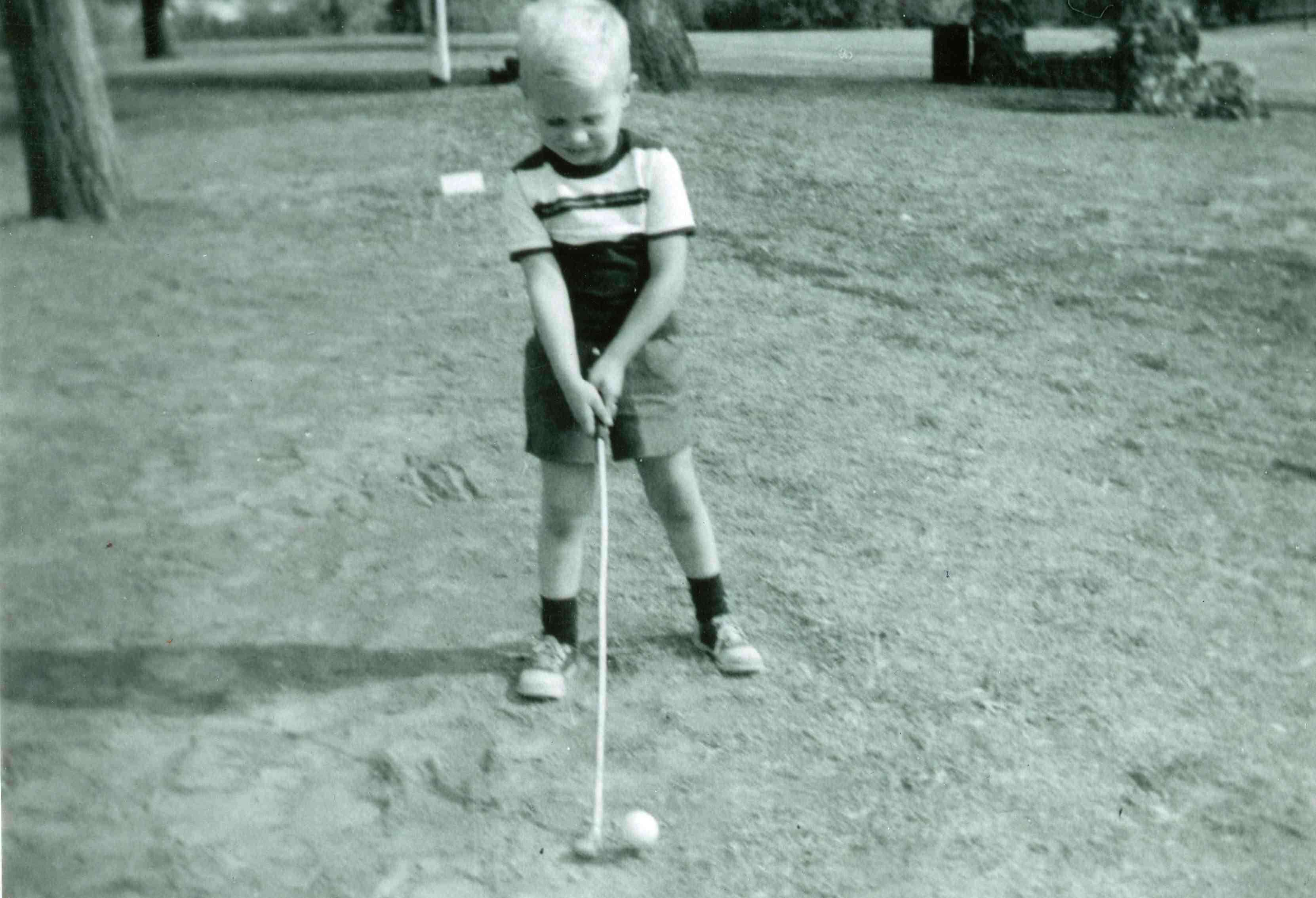 JDL Golf shot