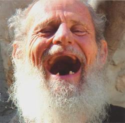 Old man face_m