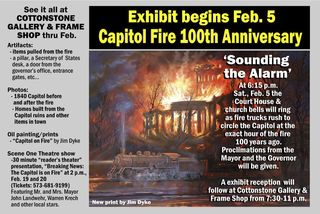 Capitol Fire Poster jpeg