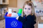 Recycle girl