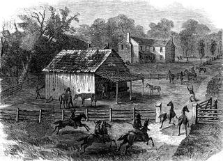 Civil War guerillas