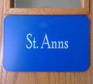 St Anns