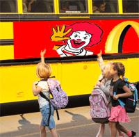 Schoolbusadmedium