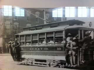 Trolley old
